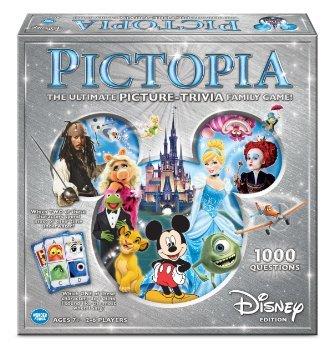 Pictopia: Disney Edition