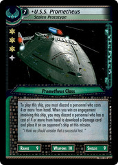 U.S.S. Prometheus, Stolen Prototype