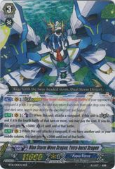 Blue Storm Wave Dragon, Tetra-burst Dragon - BT16/010EN - RRR on Channel Fireball