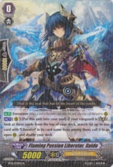 Flaming Passion Liberator, Guido - BT16/039EN - R