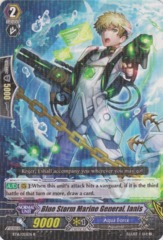 Blue Storm Marine General, Ianis - BT16/055EN - R on Channel Fireball