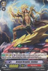 Armed Brawler, Kohiko - BT16/086EN - C on Channel Fireball