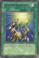 Card of Sanctity - DPYG-EN025 - Rare - 1st Edition