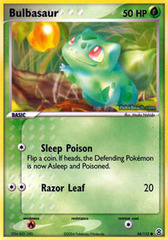 Bulbasaur - 54/112 - Common - Holo