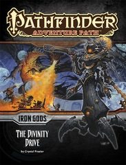 Pathfinder Adventure Path #090: Iron Gods Part 6 - The Divinity Drive © 2015