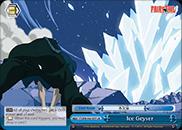 Ice Geyser - FT/EN-S02-097 - CR