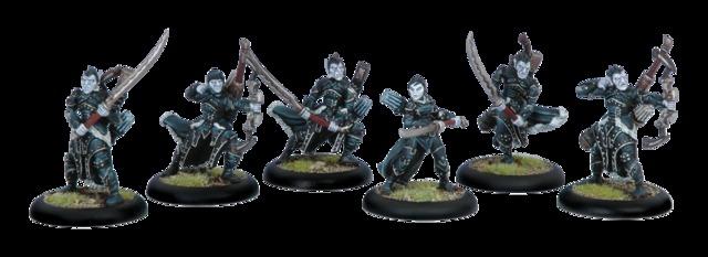 Cylena Raefyll Nyss Hunters Unit
