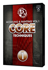 P3 Modeling & Painting Volume 1: Core Techniques PIP93108