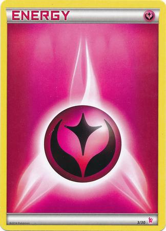 Fairy Energy - 10/30 - XY Trainer Kit (Sylveon)