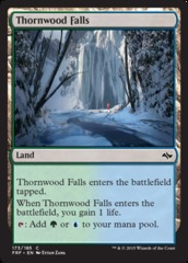 Thornwood Falls - Foil