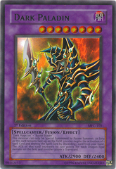 Dark Paladin - MFC-105 - Ultra Rare - 1st Edition