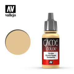 Vallejo Game Color - Bonewhite - VAL72034 - 17ml