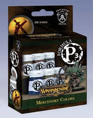 Mercenary Colors Paint Box