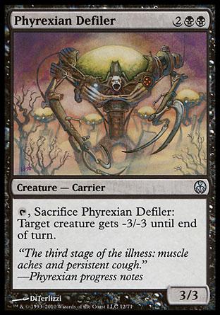 Phyrexian Defiler