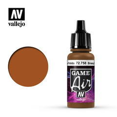 Vallejo Game Air - Brassy Brass - VAL72758 - 17ml