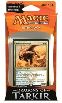 Dragons of Tarkir Intro Pack - Dromoka (Green/White)