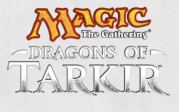 Dragons of Tarkir Prerelease Kit - Ojutai
