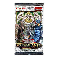 Battle Pack 2: War of the Giants Round 2 1st Edition Booster Pack