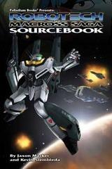 Robotech Macross Saga Sourcebook