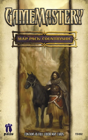 GameMastery Map Pack: Countryside