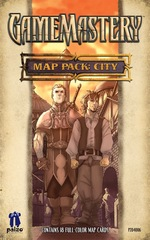 GameMastery Map Pack: City