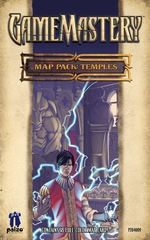 GameMastery Map Pack: Temples [OOP]