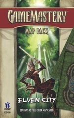 GameMastery Map Pack: Elven City