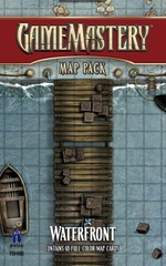 GameMastery Map Pack: Waterfront