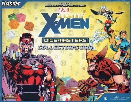 Marvel Dice Masters: Uncanny X-Men Set Up Box