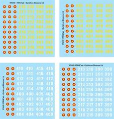 VPA940: PAVN Decal Sheets