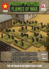 VPABX11: Local Forces Battalion HQ