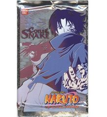 Naruto Collectible Card Game Coils of the Snake Booster Pack