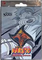 Curse of the Sand Naruto (Silver) Theme Deck
