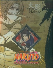 The Path to Hokage Sasuke (2) Theme Deck