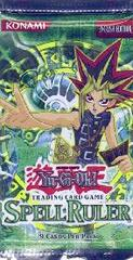 Yu-Gi-Oh Spell Ruler Unlimited Booster Pack