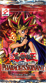 Pharaohs Servant Unlimited Booster Pack