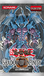 Shadow of Infinity Booster Pack (1st Edition)