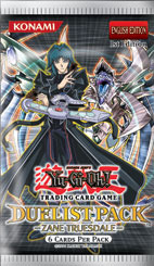 Duelist Pack 4: Zane Truesdale 1st Edition Booster Pack