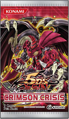 Crimson Crisis Unlimited Edition Booster Pack