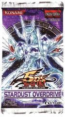 Stardust Overdrive 1st Edition Booster Pack