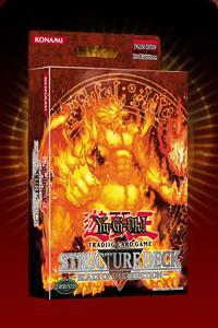 Yu-Gi-Oh Structure Deck: Blaze of Destruction - 1st Edition