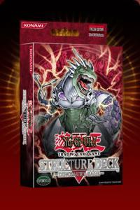 Dinosaur's Rage Structure Deck - 1st Edition