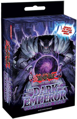Yu-Gi-Oh Structure Deck: Dark Emperor