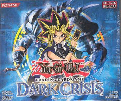 Yu-Gi-Oh Dark Crisis Unlimited Booster Box