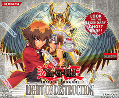 Light of Destruction Unlimited Booster Box