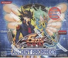 Yu-Gi-Oh Ancient Prophecy Unlimited Booster Box