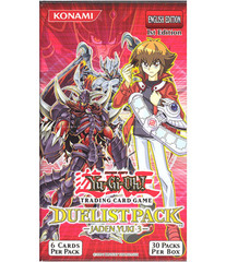 Duelist Pack 6: Jaden Yuki 3 1st Edition Booster Box