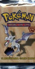 Pokemon Fossil Booster Pack (Unlimited)