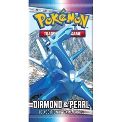 Pokemon Diamond and Pearl Base Set Booster Pack