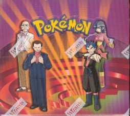 Pokemon Gym Challenge Unlimited Booster Box